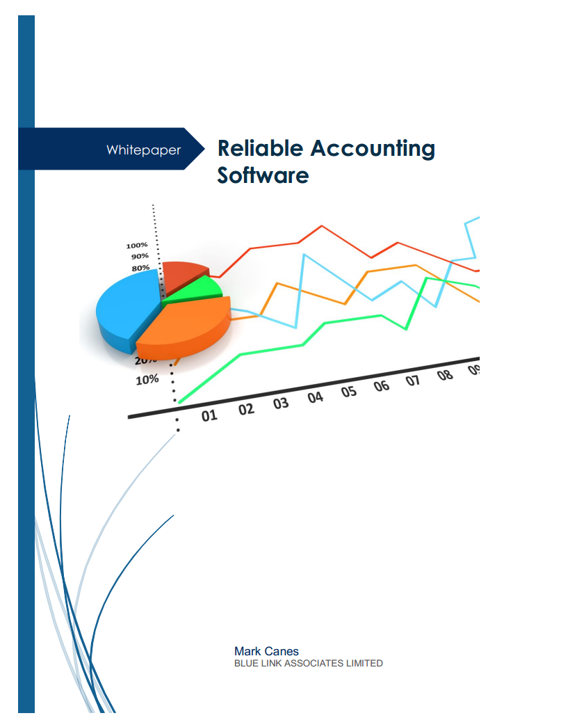 Reliable Accounting Software