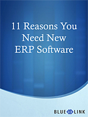 11 Reasons You Need New ERP Software