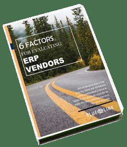 6 Factors For Evaluating Vendors NEW
