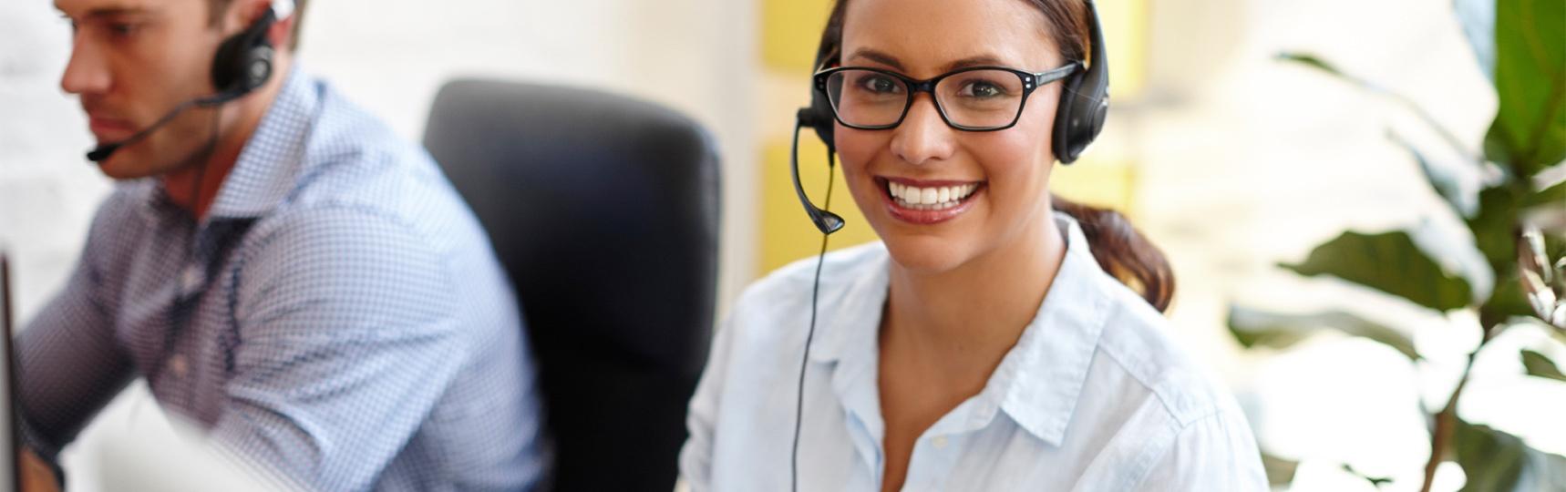 Contact a Blue Link Sales Representative