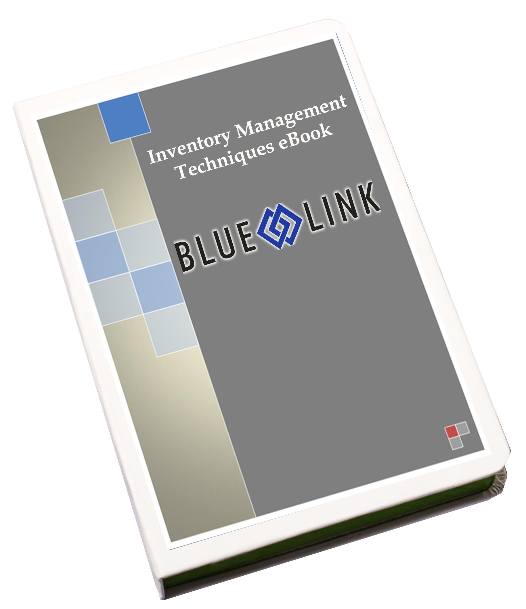 Inventory Management Techniques eBook