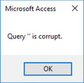 query-corrupt